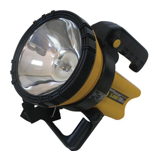 Andoutdoor LS3003 Şarjlı Halojen El Feneri 6V-220V